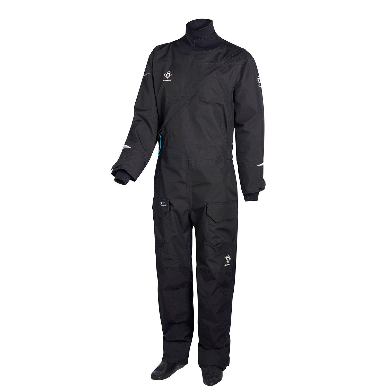 2018 Crewsaver Atacama Pro Drysuit BLACK 6556 Sizes- - Small