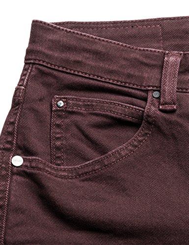 Delgados Katewin Vaqueros para Mujer 10 Pantalones Rojo Bordeaux REPLAY wtHdqvR1v
