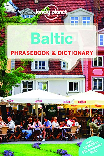 Lonely Planet Baltic Phrasebook & Dictionary...