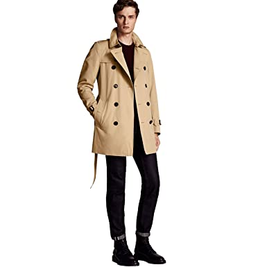 new product f9d90 073a1 BURBERRY THE SANDRINGHAM TRENCH COAT BEIGE, Herren, Taglia ...