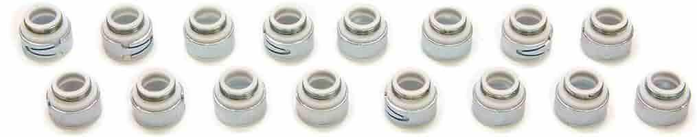Crane Cams 99822-16 3//8 x 0.531 ID Valve Stem Seal, Set of 16