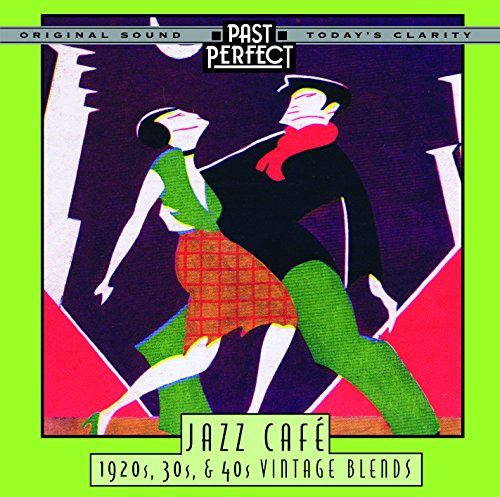 Jazz Cafe - 1920s, 30s, 40s Vintage Blends by Past Perfect