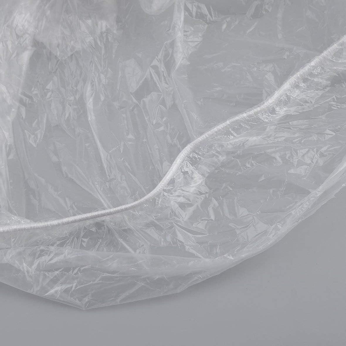 Heaviesk 2 st/ücke 6,6 3,8 Mt Transparent Auto Abdeckung Gro/ße Schnee Regen Schutzh/ülle Universal Staubmantel Staubdicht Anti-schmutz Autozubeh/ör