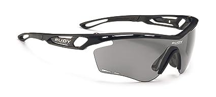 bb0bdceb6a Amazon.com   Rudy Project Tralyx Sunglasses Black-Grey 2016   Sports ...