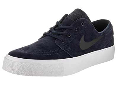 Nike Men's SB Zoom Stefan Janoski HT Obsidian/Black Skate Shoe 8 Men US