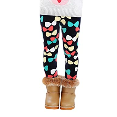 5a3eb4c18a9c94 For 3-8 Years Old,Clode® Cute Kids Flower Printing Thick Warm Lining ...