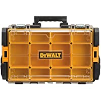Dewalt Tough System 100 Bucket Tool Organizer with Clear Lid