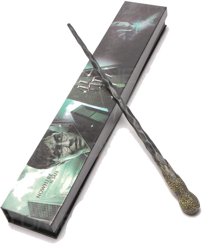 Joycorner® Harry Potter, varita mágica réplica Ron Weashley de Cosplay Wand Wizard Mago