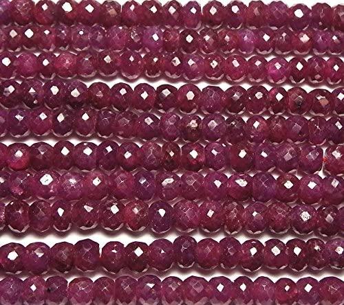 GB-1150 Rainbow Fluorite Beads Faceted Rondelles 4x6mm Gemstone Beads 16 Strand