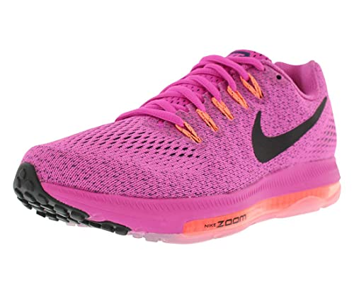 a5312f415de62 Nike Women's WMNS Zoom All Out Low, Fire Pink/Black - Bright Mango:  Amazon.ca: Shoes & Handbags