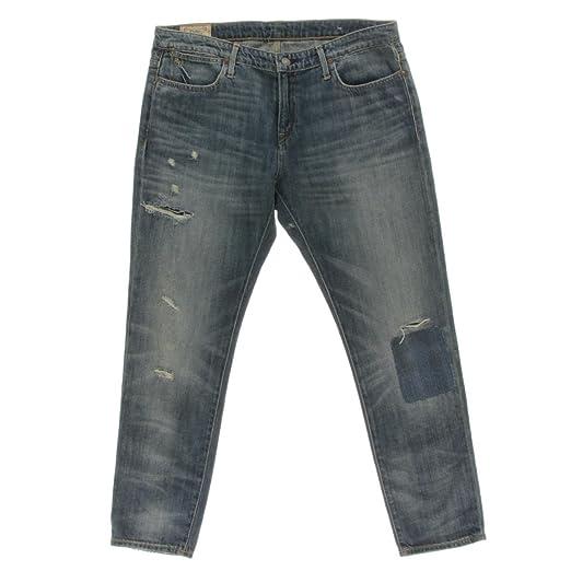 80f4f8ea7fd5 Polo Ralph Lauren Women s Astor Slim Boyfriend Jeans (31) at Amazon ...