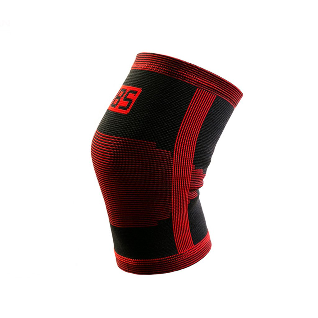 Luoke Compression Breathable Neoprene Knee Support Sleeve Knee Support Wool Knee Brace Pads Winter Warm Thermal Knee Warmers Sleeve Luoke Technology