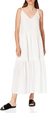 Only Onlvivi SL Maxi Dress Noos Wvn Vestido para Mujer