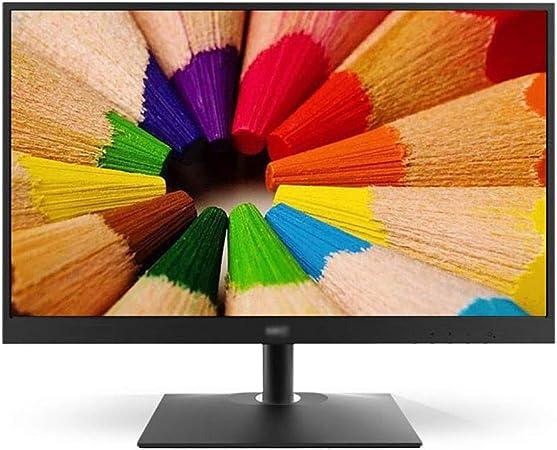 YXSP Monitores Pantalla LED de protección Ocular, Monitor de computadora de Oficina con Pantalla LCD de 23.6 Pulgadas (Full HD 1920 * 1080, Interfaz VGA DVI): Amazon.es: Hogar