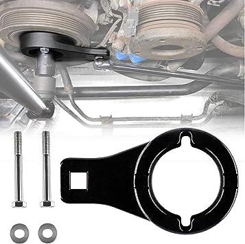 For Lexus and Toyota Harmonic Damper Pulley Holding Tool Crankshaft Crank Holder