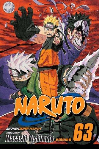 Amazon.com: Naruto, Vol. 63: World of Dreams (Naruto Graphic ...