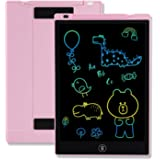 TEKFUN Girls Gifts Toys for 2-6 Year Old Girls, LCD Writing Tablet Toddler Doodle Board, 11inch Colorful Drawing Tablet Writi