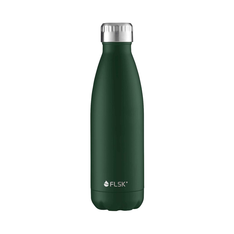 FLSK das Original Thermosflasche 24h kalt 18h heiß BPA-frei Edelstahl