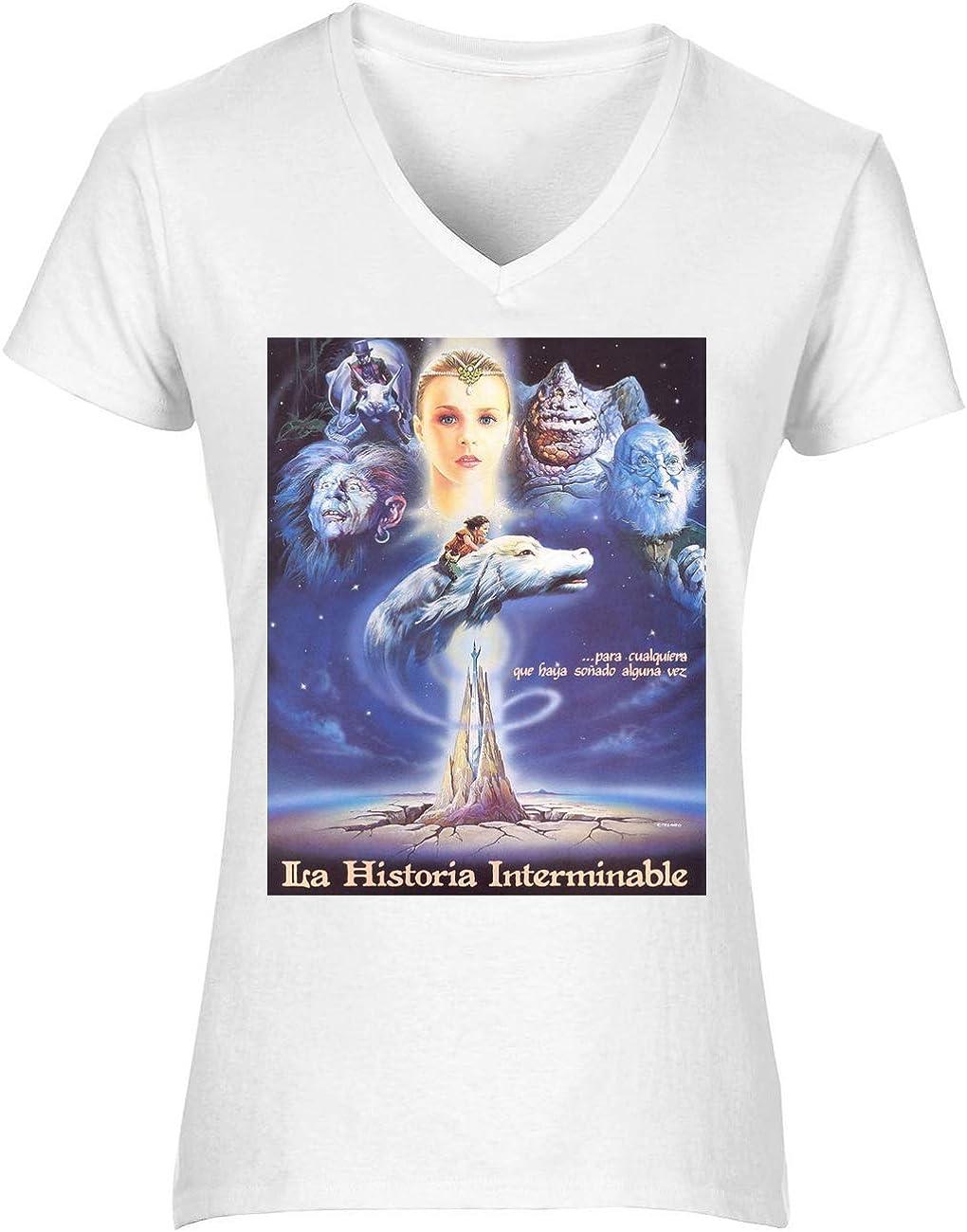 KRISSY Infinite Story La Historia Interminable Movie Womens ...