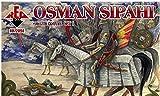 OSMAN SIPAHI, 16-17TH CENTURY, SET 1 1/72 RED BOX 72094