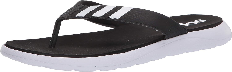 adidas Men's Comfort Flip Flop Slide Sandal