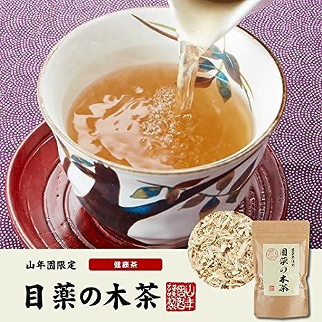 Amazon.com : Japanese Tea Shop Yamaneen Non caffeine Made in Tochigi-ken Organic Wooden tea of eye drops Nikko maple 60g : Grocery & Gourmet Food
