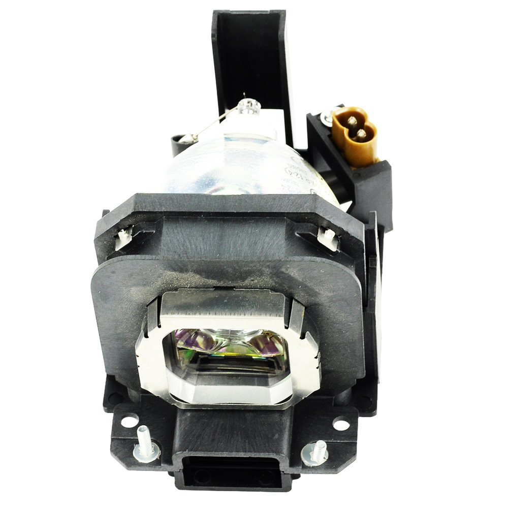 EU-ELE-ET-LAX100 Ersatzlampenmodul, kompatible Glü hbirne mit Gehä use fü r Projektmodell,  Panasonic PT-AX100E/AX200E, PT-AX200, PT-AX200U; PANASONIC PT-AX100U/PT-AX200U