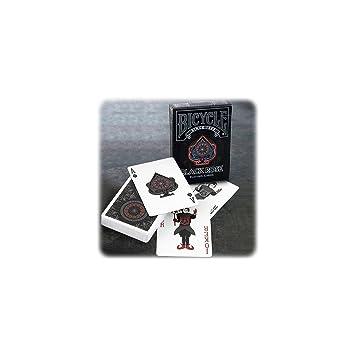 Bicycle bblac - 52 Cartas de Juegos tamaño Poker, 2 Jolly ...