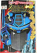 "Transformers: Generation 2 #1 ""War Without End!"" Comic with Foil-Enhanced Gate-Fold Cover"
