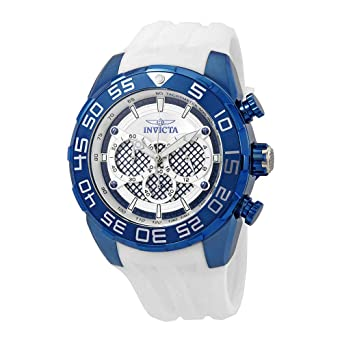 269afb965 Image Unavailable. Image not available for. Color: Invicta Men's Speedway  Stainless Steel Quartz ...