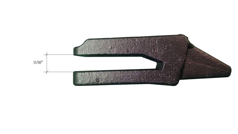 1 156 Series Bucket Tooth /& Pin Mini Excavator Bolt On Shank 6808770