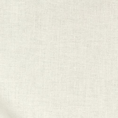 Hanes Drapery Lining Cotton Deluxe Ivory Fabric by The Yard