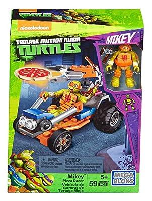 Mega Bloks Teenage Mutant Ninja Turtles Ninja Racers