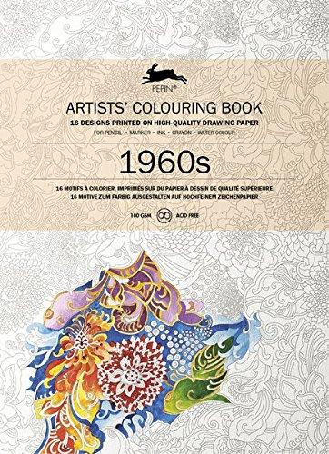1960s : ARTISTS COLOURING BOOK (Artists  Colouring Books)