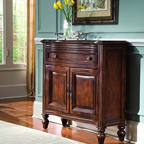 Hooker Furniture 500-50-574 Hall Chest, Cherry