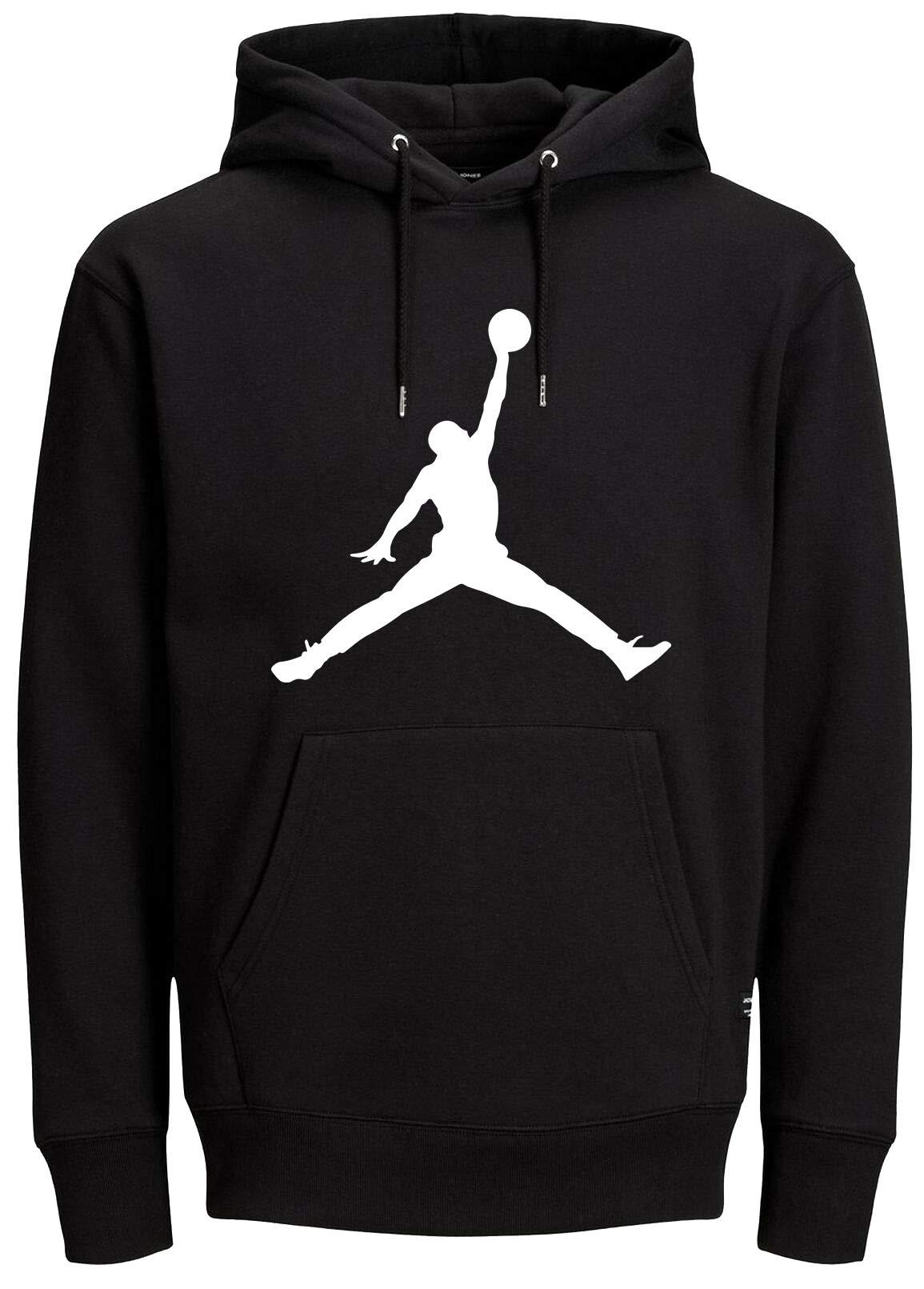 ABSOLUTE DEFENSE Basketball Hoodies for Men Women Casual Sweatshirt Regular fit Winter Jacket Boy Girl Hoodie Black (B07Y72ZL19) Amazon Price History, Amazon Price Tracker