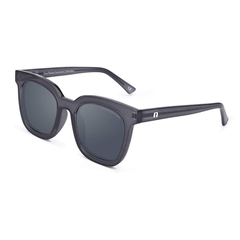 CLANDESTINE Gatto & Quadrato - Gafas de sol Polarizadas o Nylon HD Hombre & Mujer product