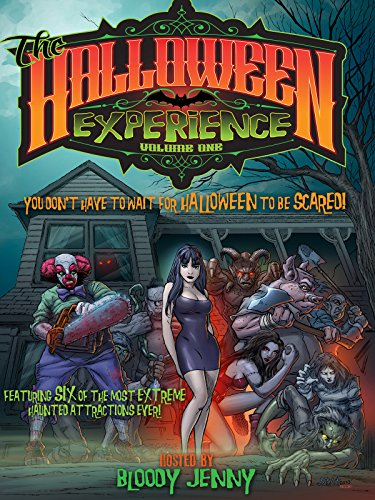 The Halloween Experience Volume 1 for $<!---->
