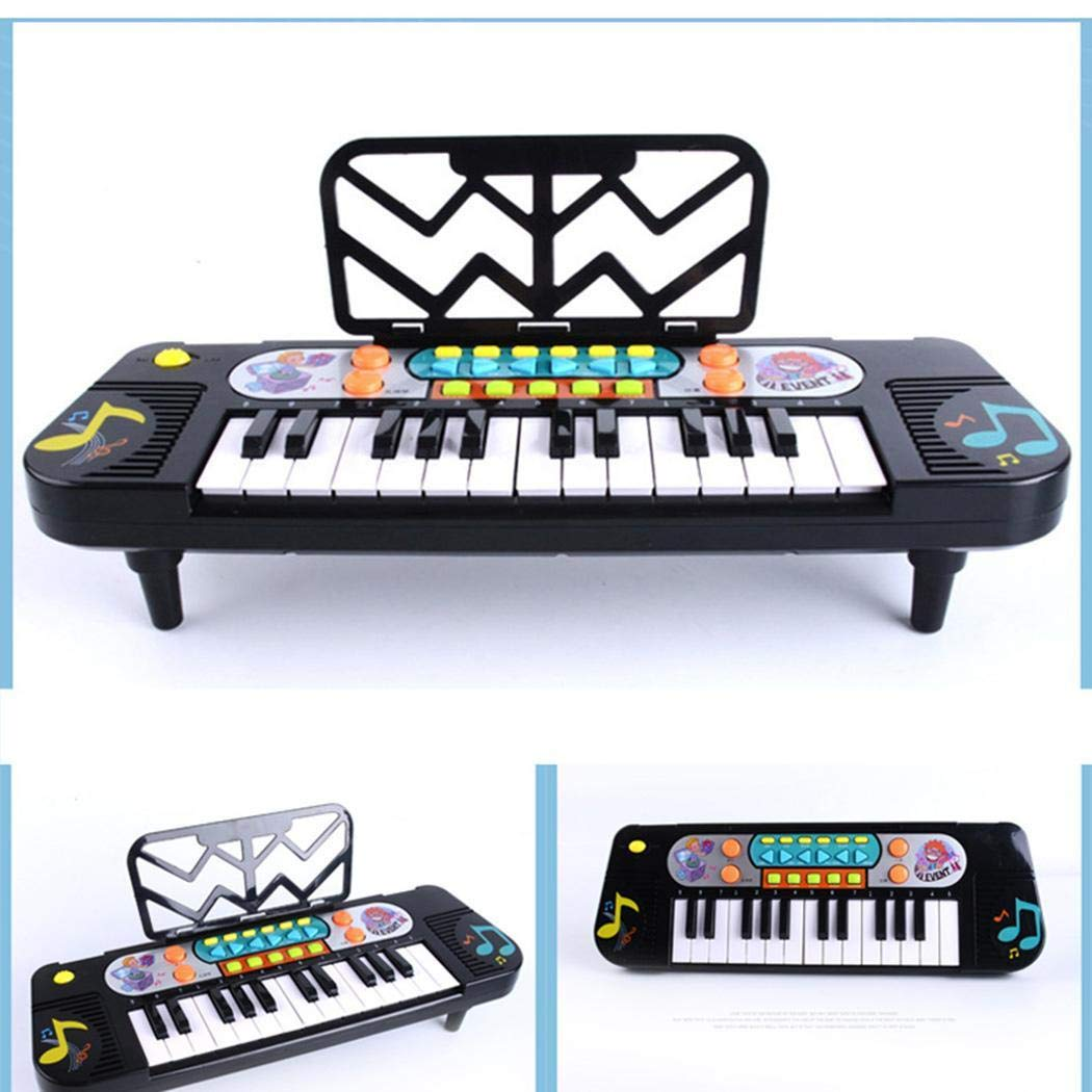 loukou Children's 37-Key Electronic Organ Toys Musical Instrument Piano Toy Pianos & Keyboards