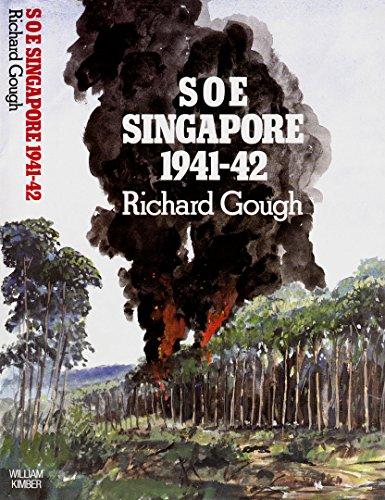 SOE Singapore: 1941-42
