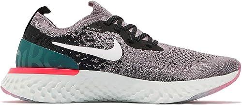 Nike Epic React Flyknit (GS), Chaussures de Running Compétition garçon