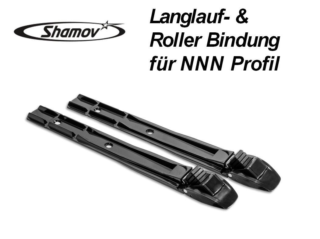 Skibinding Roller Ski Binding NNN Profil Shamov