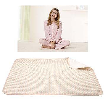 Bon Menstruation Bed Pad Menstrual Period Waterproof Underpads Sheet Protector  Aunt Flo Leakproof Mattress Postpartum Mother Bed