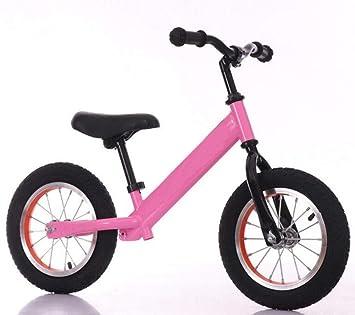 JBHURF Andador de Bicicleta liviano para niños, sin Pedal ...