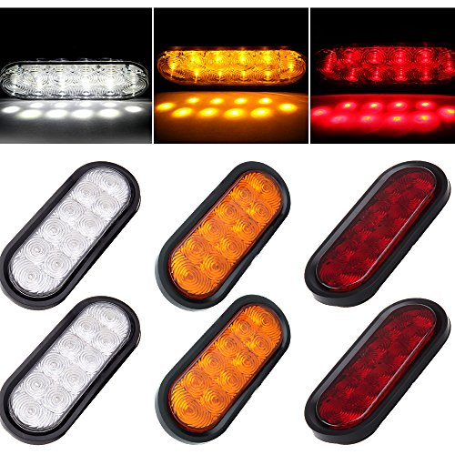 106 Led Rear Lights - 4
