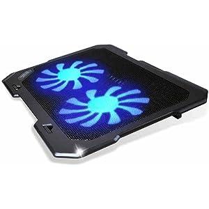 TopMate 302 - Base de refrigeración para Ordenador portatil de 12 a 15,6 Pulgadas