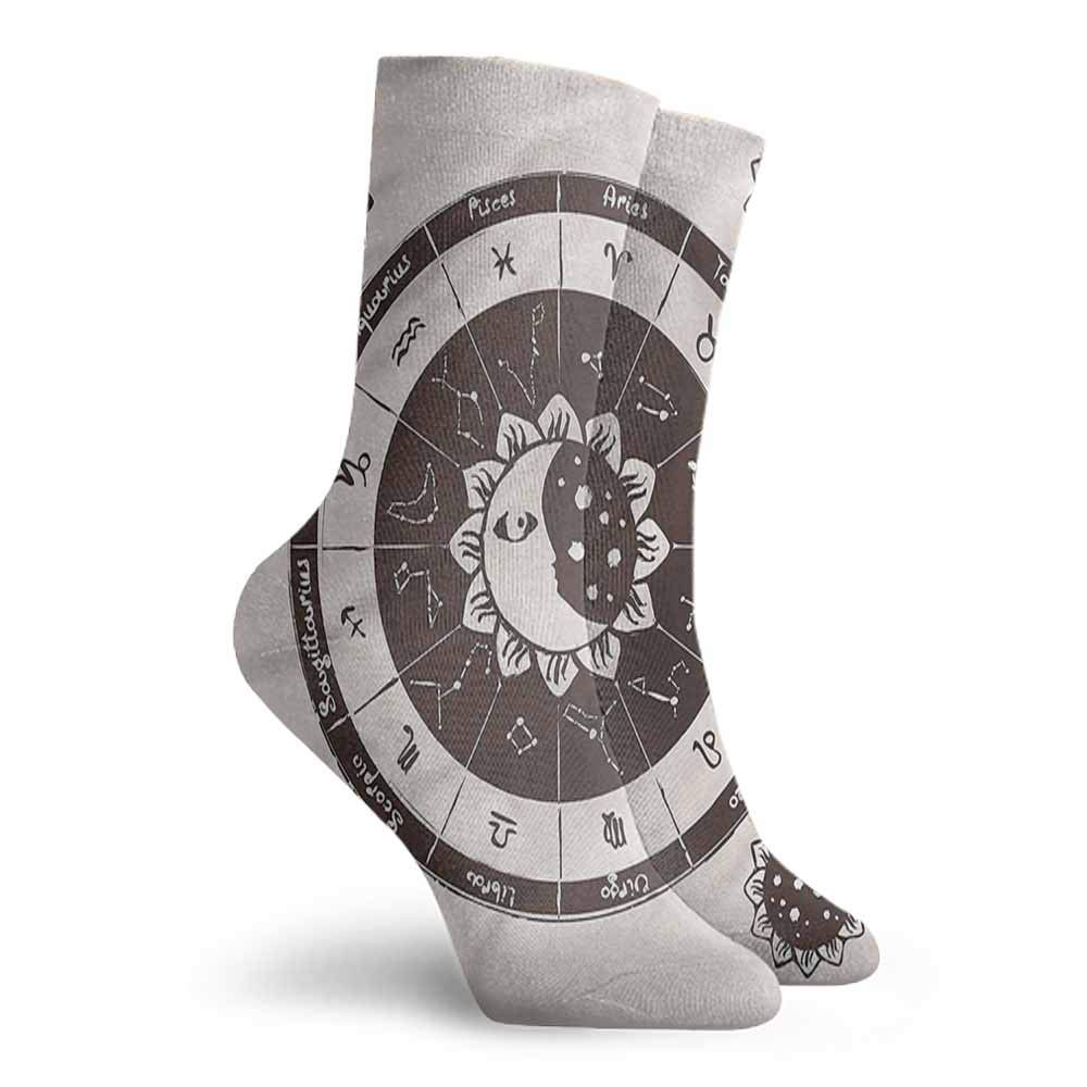Socks Cute Constellation,Star Group Zodiac Sock for Male Party Gifts