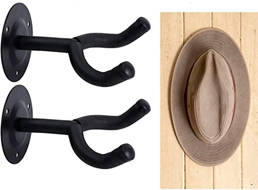 Nandafer Cowboy Hat Rack Holder for Wall Western Hat Rack Horse Gifts for Women and Men Organizer Hats