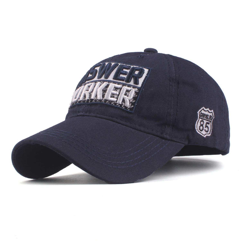 TokLask 2019 New Cotton Mens Baseball Cap Hats Casquette Gorras Summer Fishing Hat for Men Women Caps Hats