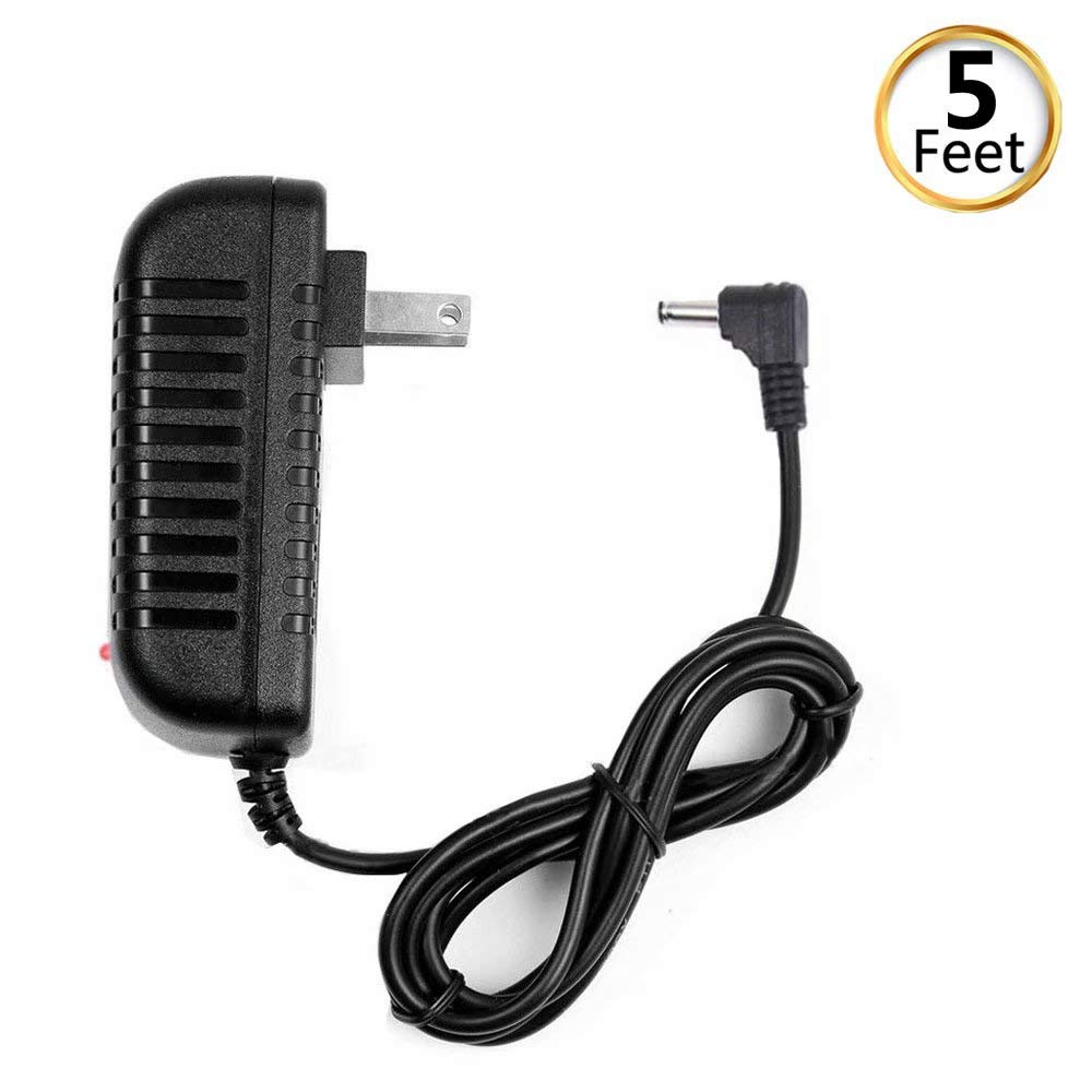 (fav-tech) Generic AC Adapter Charger for Uniden Bearcat UBC60XLT 30Channel Radio Scanner, LED Light
